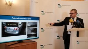Stanice měření emisí budou od prosince fotografovat všechny kontrolované vozy / Foto zdroj: Ministerstvo dopravy ČR