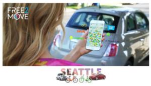 Skupina PSA si vybrala Seattle pro spuštění značky mobility Free2Move v USA / Foto zdroj: P Automobil Import s.r.o.