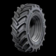 Nová radiální pneumatika Tractor70 a Tractor85 s inovovaným provedením patky a nylonovou technologií chrání půdu a zvyšuje efektivitu práce na poli./ Foto zdroj: Continental Barum s.r.o.