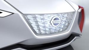 """Kromě premiéry svého nového konceptu představil Nissan na autosalonu v Tokiu technologii """"Canto"""" – budoucí zvuk elektromobilů Nissan. / Foto zdroj: NISSAN"""