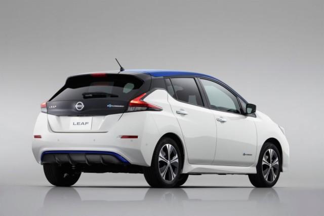 Nový Nissan LEAF získal první mezinárodní cenu / Foto zdroj: NISSAN