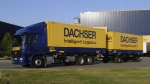 Dachser otevřel dvě další linky do Německa / Foto zdroj: DACHSER
