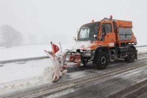 Silničáři jsou připraveni na zimu, průjezdnost zajistí 760 lidí / Foto zdroj: Ministerstvo dopravy ČR