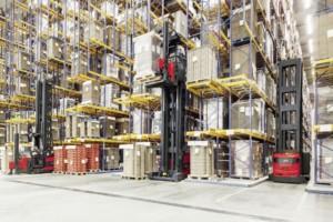 Linde Material Handling představuje nové VNA vozíky / Foto zdroj: Linde Material Handling GmbH