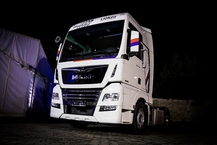 25 let MAN v České republice / MAN Truck & Bus Czech Republic s.r.o.