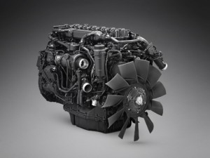 Scania představuje nejnovější plynový motor určený pro dálkovou přepravu / Foto zdroj: Scania Czech Republic s.r.o. (Photo: Göran Wink 2017)