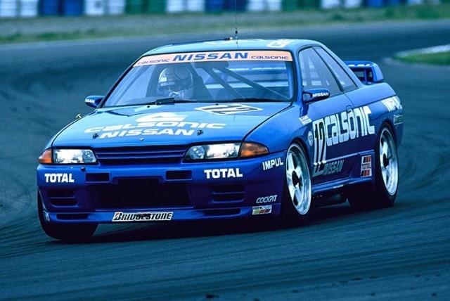 Fanoušci vyhlásili Nissan Skyline GT-R R32 nejlepším závodním vozem v historii Nissan NISMO / Foto zdroj: NISSAN