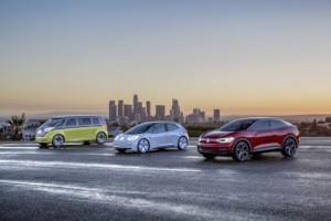 Los Angeles Auto Show 2017: Volkswagen bude utvářet elektrickou mobilitu budoucnosti / Foto zdroj: Porsche Česká republika s.r.o.
