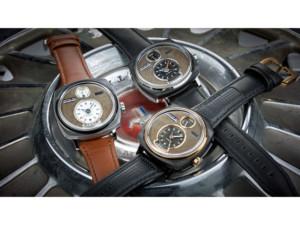 Nový život: z vraků klasického Fordu Mustang se stávají luxusní hodinky / Foto zdroj: Ford Czech Republic