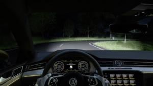 Diody LED nahrazují xenonové výbojky: Bezpečná jízda v zimních měsících díky světlu jasnému jako den / Foto zdroj: Porsche Česká republika s.r.o.