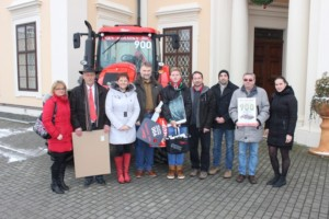 Rodinná firma prodala již 900 traktorů ZETOR / Foto zdroj: ZETOR TRACTORS a.s.