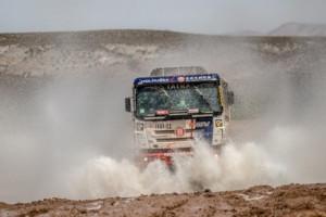 Kolomý i bez spojky zajel pátý nejrychlejší čas! / Foto zdroj: Buggyra media