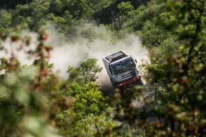 Kolomý prolétl etapu na třetím místě a celkově už je sedmý! / Foto zdroj: Buggyra media