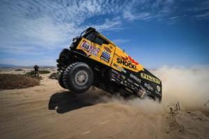Dakar: Etapa zrušena. Co přijde dál? Fiambalské peklo. / Foto zdroj: Big Shock Racing