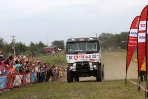Gerd Huzink skončil na 40. Dakaru sedmý / Foto zdroj: MKR Technology/PatRESS.cz