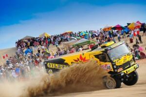 Zásadní momenty Dakaru 2018 Martina Macíka a Jana Brabce ztýmu Big Shock Racing / Foto zdroj: Big Shock Racing
