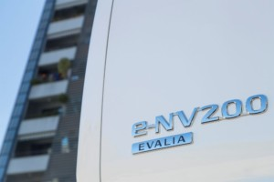 Vylepšený Nissan e-NV200: Revoluce na trhu menších užitkových vozidel. Dodávka s nulovými emisemi nyní s větším dojezdem. / Foto zdroj: NISSAN