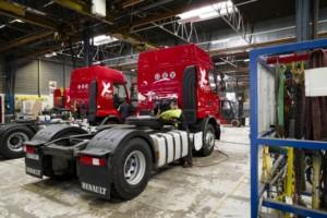 Nabídka ojetých vozidel Renault Trucks nyní online / Foto zdroj: Volvo Group Czech Republic, s.r.o.