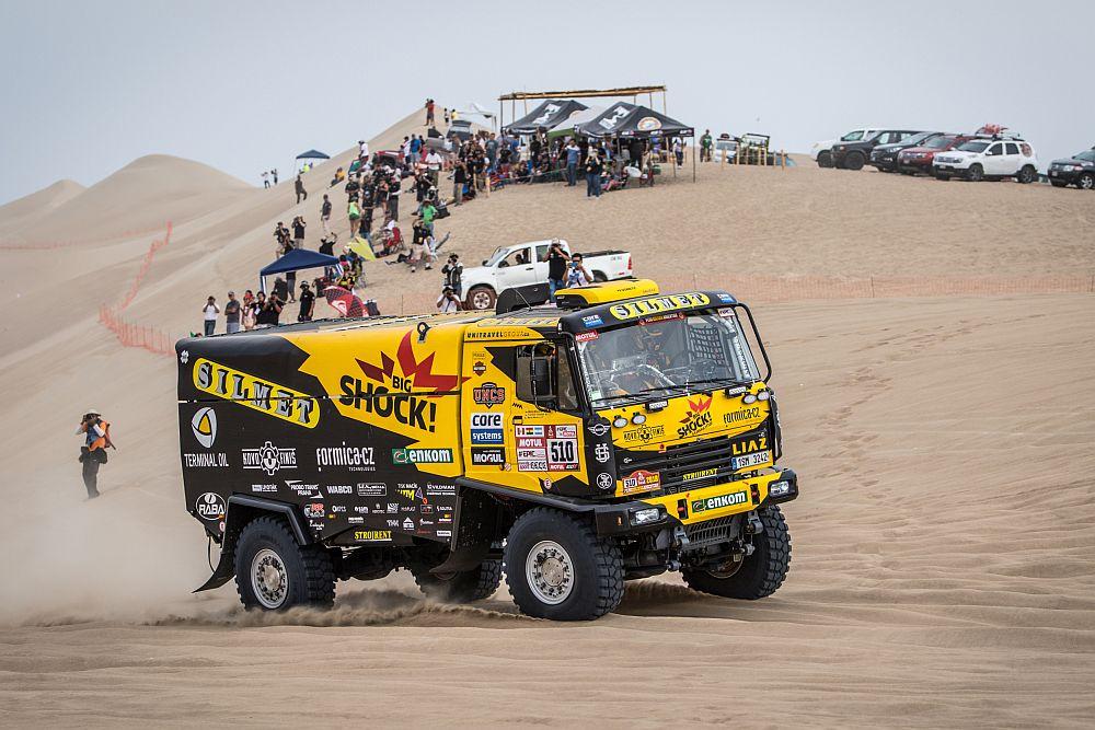 Macík a Brabec začali přípravy na Dakar 2019. Zapojí fanoušky / Foto zdroj: Big Shock Racing