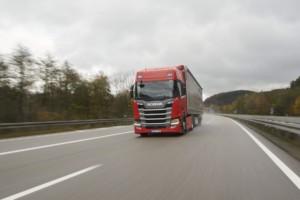 Scania opět ovládla prestižní 1 000 bodový test / Foto zdroj: Scania Czech Republic, s.r.o.