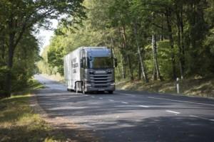 Scania opět získala ocenění Green Truck / Foto zdroj: Scania Czech Republic, s.r.o.