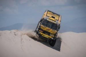 Dakar 2019: Macík s Brabcem se těší na písek / Foto zdroj: BIG SHOCK RACING