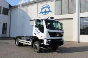 AVIA představila nový vůz vprovedení 4x4 a chystá další novinky / Foto zdroj: Tiskový servis CZECHOSLOVAK GROUP