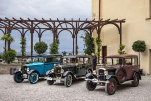 Jedinečné historické Peugeoty si podmanily české diváky / Foto zdroj: © Automobiles Peugeot