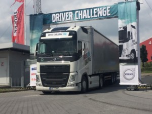 Soutěž zaměřená na techniku jízdy a spotřebu Driver Challenge 2018 je vČR ve svém finále. / Foto zdroj: Volvo Group Czech Republic, s.r.o.