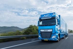"""Čtenáři časopisu Polski Traker v hlasování rozhodli, že se nový DAF XF stal """"Polským nákladním vozidlem roku 2018"""". / Foto zdroj: DAF Trucks CZ, s.r.o."""