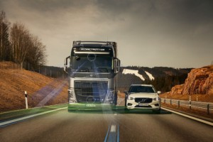 Nové podpůrné systémy řízení od společnosti Volvo Trucks představují další zvýšení bezpečnosti / Foto zdroj: Volvo Group Czech Republic, s.r.o.