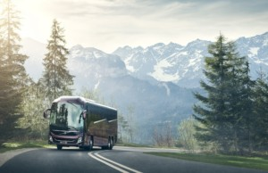 Volvo uvádí novou platformu pro dálkové autobusy / Foto zdroj: Volvo Group Czech Republic, s.r.o.