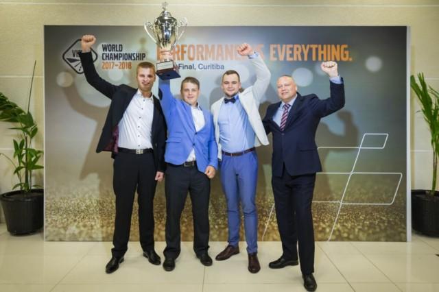 VISTA – největší světová soutěž pro servisní techniky / Foto zdroj: Volvo