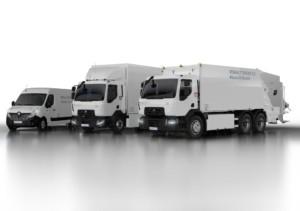 Renault Trucks představuje svoji druhou generaci elektrických vozidel: kompletní modelovou řadu Z. E. od 3,5 do 26 T / Foto zdroj: Volvo Group Czech Republic, s.r.o.
