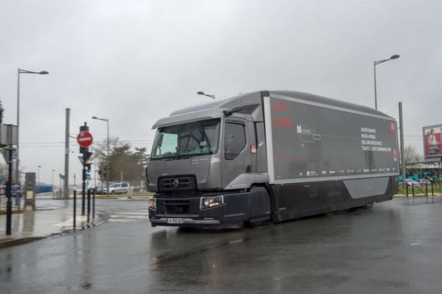Prototyp Urban Lab 2 dosáhl svého cíle: Nižší spotřeba paliva o 12,8% / Foto zdroj: Volvo Group Czech Republic, s.r.o.