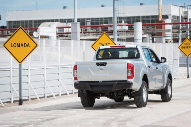 Nissan reaguje na růst celosvětové poptávky rozšířením výroby pick-upu Navara / Foto zdroj: NISSAN