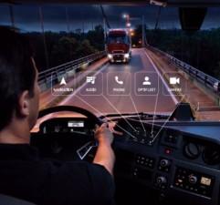 Roadpad - nový audio a navigační systém Renault Trucks / Foto zdroj: Volvo Group Czech Republic, s.r.o.