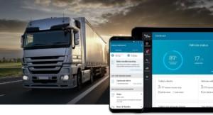 Bridgestone FleetPulse, nejmodernější digitální řešení pro údržbu, pomáhá vozovým parkům udržovat vozidla vdobrém technickém stavu / Foto zdroj: Bridgestone CR, s.r.o.