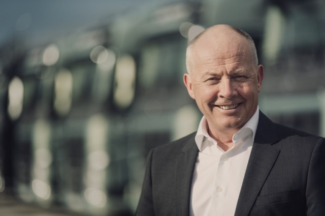 Claes Nilsson, prezident společnosti Volvo Trucks / Foto zdroj: Volvo Group Czech Republic, s.r.o.