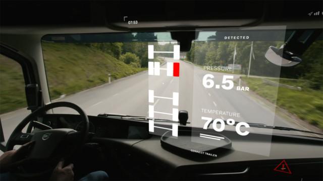 Společnost Volvo Trucks představuje nové monitorovací služby zaměřené na maximalizaci provozuschopnosti / Foto zdroj: Volvo Group Czech Republic, s.r.o.