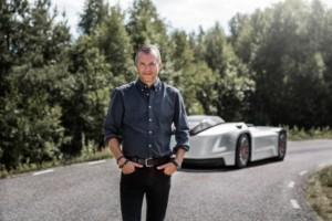 Mikael Karlsson, viceprezident pro autonomní řešení / Foto zdroj:  Volvo Group Czech Republic, s.r.o.