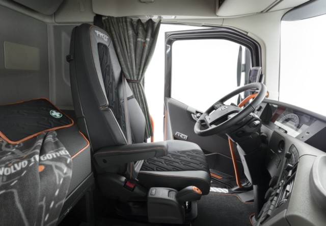 Historický milník pro Volvo FH –na IAA vHannoveru bylo předáno milionté vozidlo / Foto zdroj: Volvo Group Czech Republic, s.r.o.