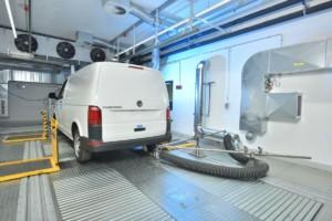 Volkswagen Užitkové vozy zahájil provoz nového centra pro měření emisí ve výrobním závodě vHannoveru. / Foto zdroj: Porsche Česká republika s.r.o.