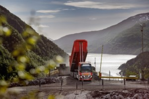 Volvo Trucks poskytne společnosti Brønnøy Kalk AS řešení autonomní přepravy / Foto zdroj:  Volvo Group Czech Republic, s.r.o.