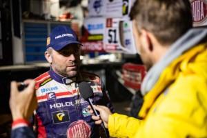 Šoltys dokončil maratonskou etapu jen těsně za Top 10. / Foto zdroj: Bugyra Media