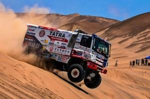 TATRA BUGGYRA Racing Team Dakar 2018 / Foto zdroj: TATRA TRUCKS, a.s.