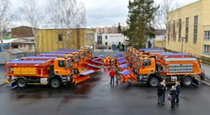 VJihočeském kraji už silničáři jezdí vdeseti nových tatrovkách / Foto zdroj: TATRA TRUCKS a.s.