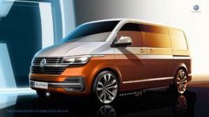 Ikona na výši doby: Světová premiéra digitalizovaného modelu Multivan 6.1 / Foto zdroj: Porsche Česká republika s.r.o. Divize Volkswagen Užitkové vozy