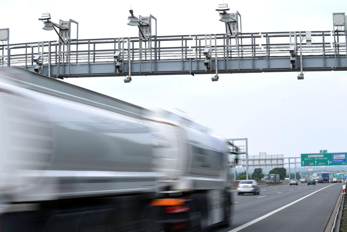 České kamiony jezdí stále kratší trasy, hlavně doma a do Německa / Foto zdroj: DKV Euro Service