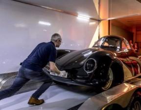 Legendární Porsche Typ 64 se vrátilo zhostování v Petersonově automobilovém muzeu vLos Angeles / Photos © Thomas Görny